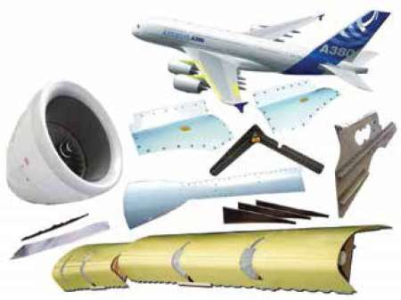 thermoplastic applications in aerospace