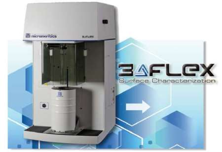 3Flex Surface Characterization Analyzer from Micromeritics