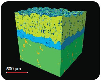 Thermal Barrier Coating (TBC) Microstructural Characterization