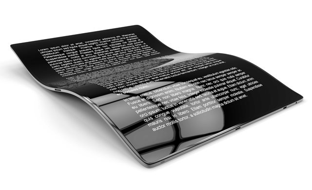 SmartKem Flexible Tablet.