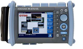Yokogawa AQ1200 handheld Optical Time Domain Reflectometer.