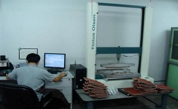 Mechanical Testing of Concrete Roofing Tiles