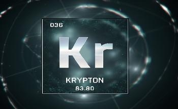 Characterization Using Krypton Adsorption and BET Modeling