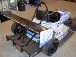 Application of Thermal Imaging to Help Construct a Single-Seat Racing Car