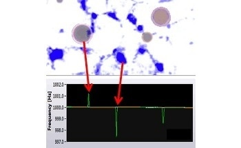 Detecting and Quantifying the Formation of Protein Sub-Visible Particles