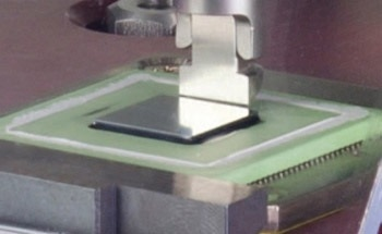 Micro Adhesion Test Using the 4000Plus Micro Test System from Nordson DAGE