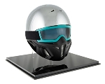 Ogle Models Works with Curventa to Create High Quality Snowboarding Helmet