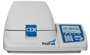 Using CEM Process Control Systems for Moisture, Fat and Protein Analysis in Meat Production