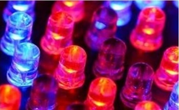 Atomic Layer Deposition for LEDs and OLEDs