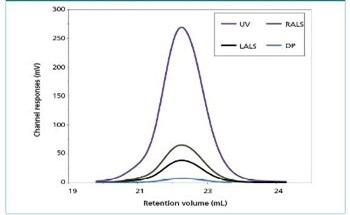Using Light Scattering Detectors for Size-Exclusion Chromatography (SEC) in Protein Analysis