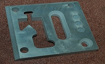 Avoiding Secondary Finishing During Welding Process Using Waterjet Cutting