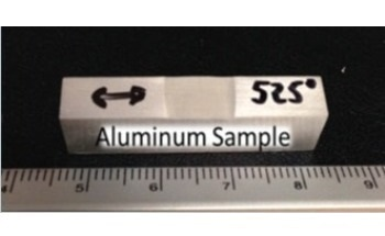 Using the UMT to Simulate Hot Rolling of Aluminium
