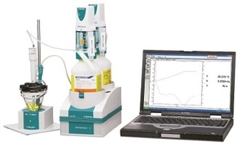 Thermometric Titration Applications