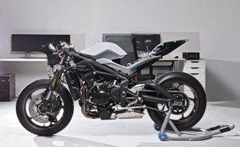 3D Printing in the Automotive Space - 3D Printing an Entire Motorcycle
