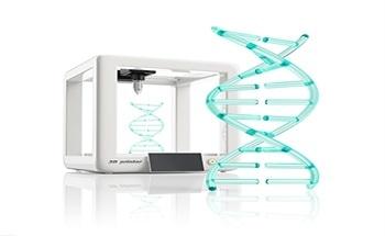 Bacterial 3D Printing