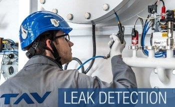 Leak Detection - Locating and Monitoring Vacuum Furnace Leaks