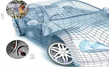 Using PEEK for Next-Generation Automotive Technology