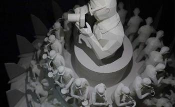 A Case Study of 3D Printing Sculptures