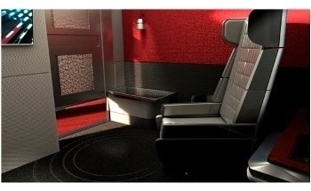Lightweight Advanced Composites for Aerospace Interiors