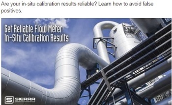 In-Situ Calibration Validation of Thermal Flowmeters – Methods and Pitfalls