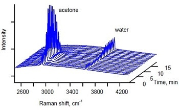 Using Raman Spectroscopy for Detection of Leaks in Sealed Micro Structures