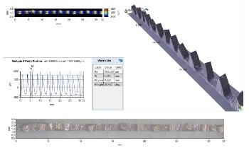 Improving Cutting Tool Quality - Rapid and Quantitative Metrology of Saw Blades