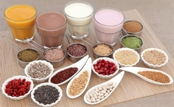 Classification and Discrimination of Food Protein Powders