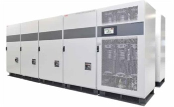 Continuous Power Supply for Industrial Processes