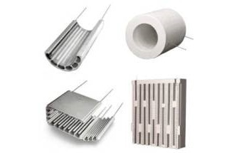 Using Metal Alloy and Ceramic Heating Elements for Industrial Heat Treatment Applications
