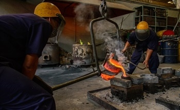 Reducing the Effect of Harmful Odors and VOCs from Metal Casting in Foundries