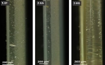 Quantifying Layer Compositions in Mobile Phone Screen Protectors