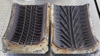 Laser Cleaning for Tyre Moulds