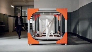 Greater Vehicle Customization with a Large 3D Printer