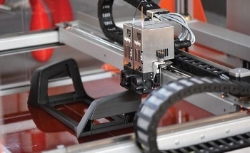 High-Level Railway Component Specifications Using a Large 3D Printer
