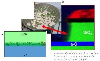 Using Neutron Reflectivity for Insight on the Origin of Delamination