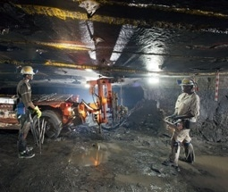 Using Tungsten Carbide to Improve Mining Tool-Life