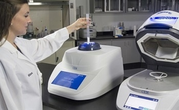 Sample Homogenization Before Fat Analysis in Food and Feed with NMR Technology