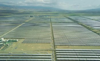 The Noor Complex and BASF's 24-Hour Molten Salt Solar Power Solutions