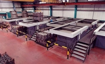 Industrial Aluminium Solution Treatment Ovens From Carbolite, Drop Bottom Ovens, Solution Treatment Ovens, Ageing Ovens and Front Loading Aluminium Treatment Ovens