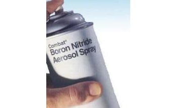 Boron Nitride - Surface Coating of Materials with BN Aerosol Spray by Precision Ceramics