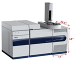 The Use in Multi-Residue Analysis (GC-MS/MS) of High Speed MRM Data Acquisition