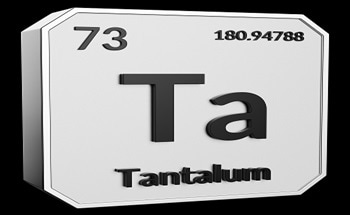 Tantalum – Overview of Tantalum Products