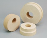 High-density Zirconia Plate Inserts for Sliding Gate Plate Applications