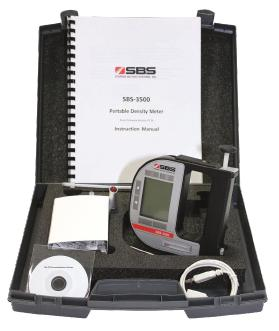 Digital Hydrometer / Density Meter from Storage Battery Systems - SBS-3500