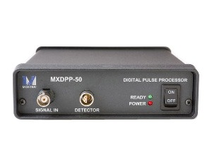 MXDPP-50 digital pulse processor (DPP) suitable for analytical gamma-ray and X-ray instruments from Moxtek