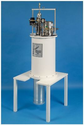 1.5K Continuous Closed Cycle Cryostat