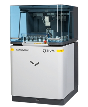 Zetium Spectrometer  from PANalytical