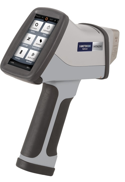 X-MET8000 Handheld XRF Analyzer for Quick, High performance Analysis