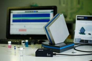VASCO KIN™ - Time-Resolved Particle Size Analyzer