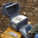 The X-5000 Mobile XRF Analyzer by Olympus NDT